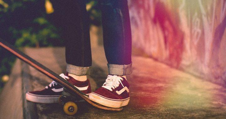 Skateboard Shoe (1)