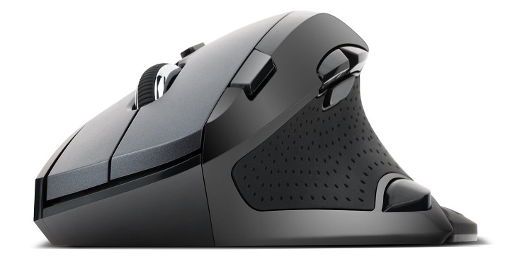 computer mouse ergonomically