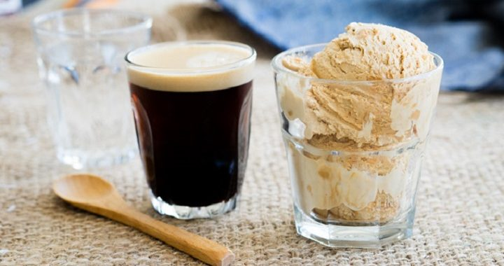 Ice Cream and Coffee