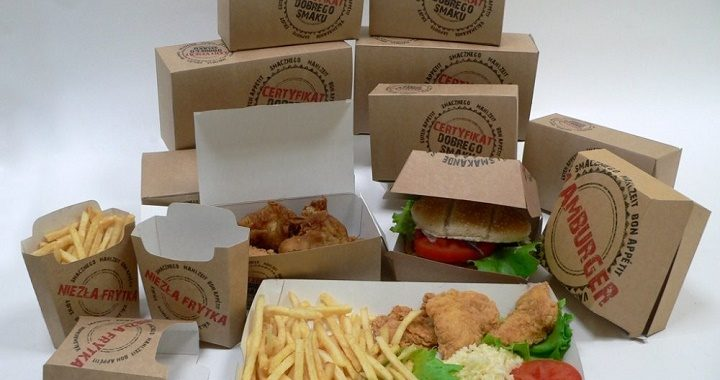 cardboard carry out boxes