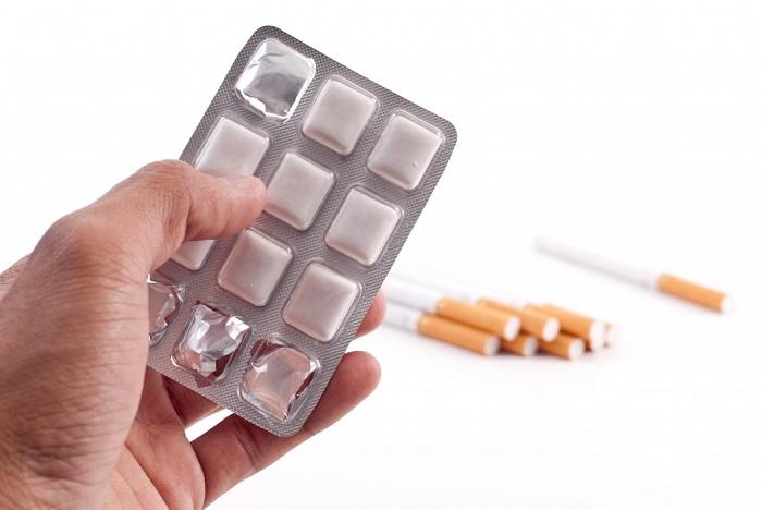 Nicotine-Gum