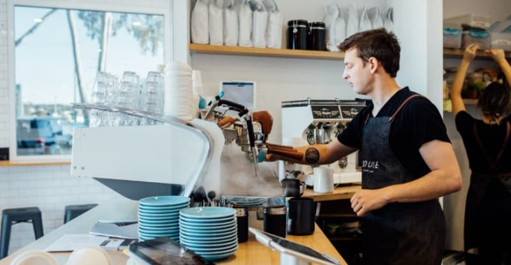 cafe uniforms