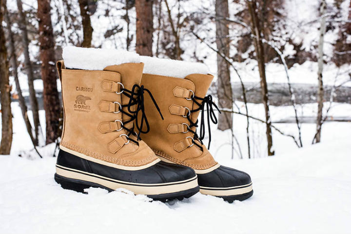 winter snowboots