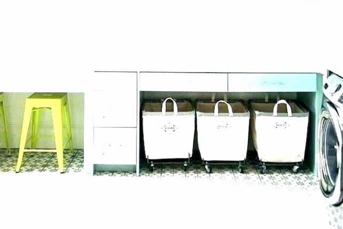 Laundry truck cart