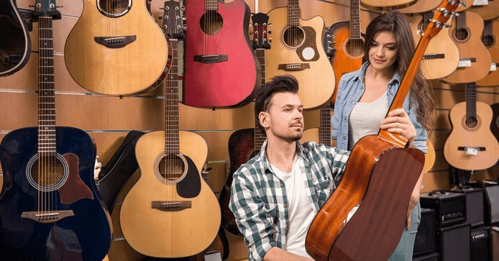 What to Look for When Buying a Guitar