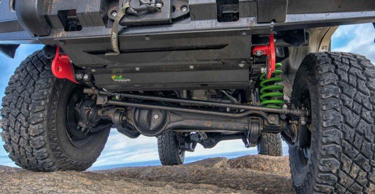 4wd suspension upgrades