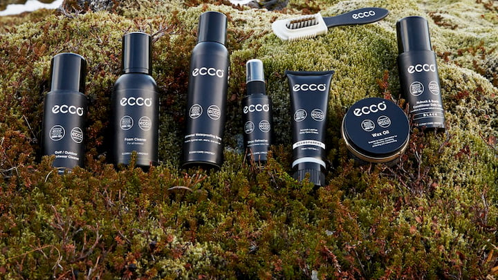 ecco shoes care products