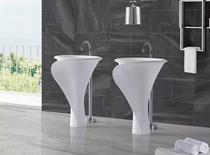 pedestal-sink