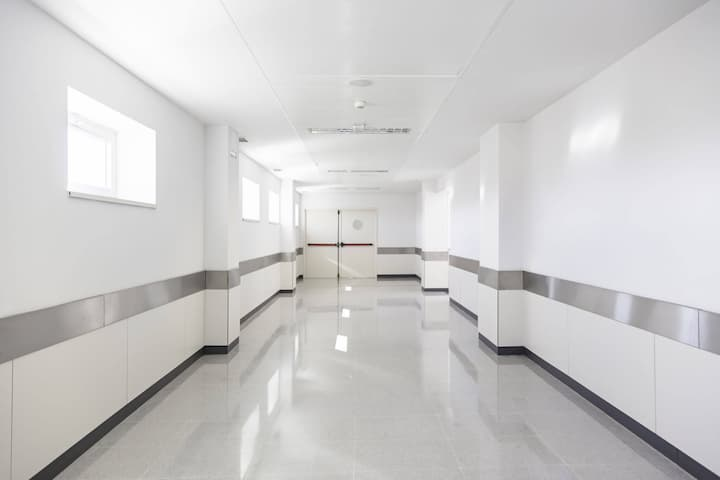 ceramic tiles flooring for hospital