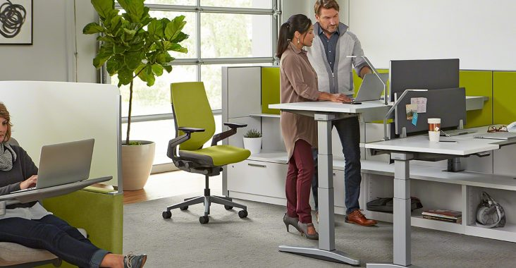 choose a perfect adjustable computer desk