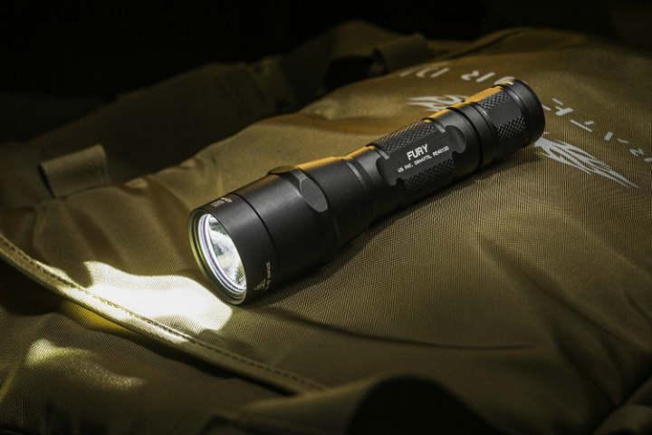 SureFire P2X Fury Torch