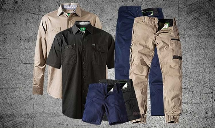 FXD work clothes