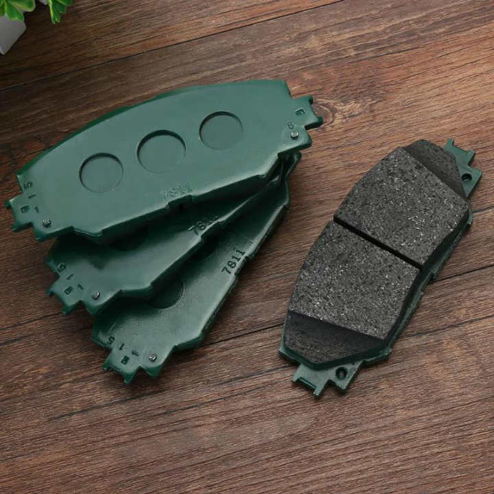 nissan rear brake pads