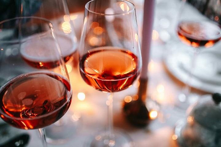 Organic Rose Wine