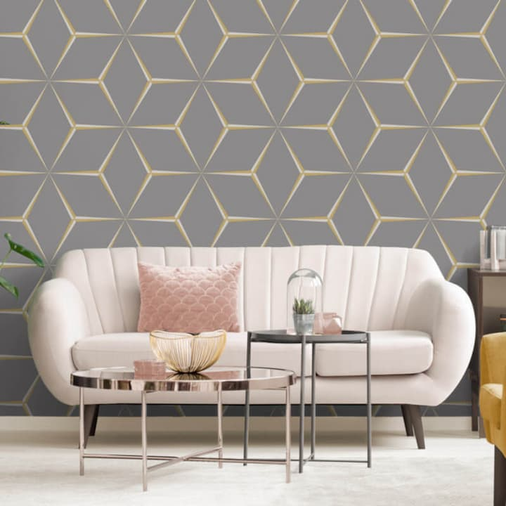 geometrtic wallpaper