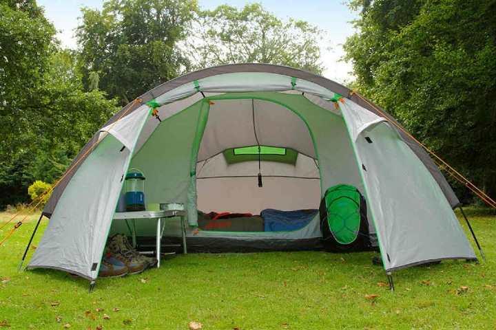 tent sizes