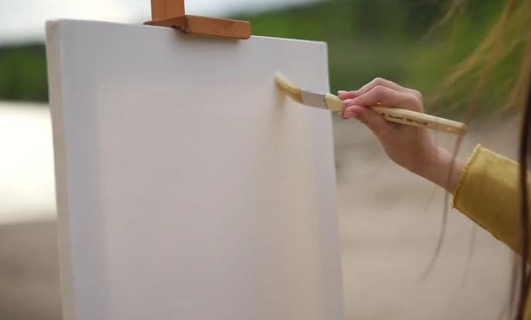 Canvas for painting