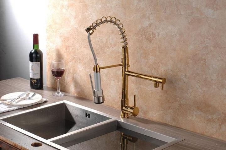 corrosion free kitchen tap