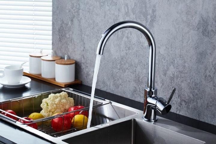 kitchen tap stream