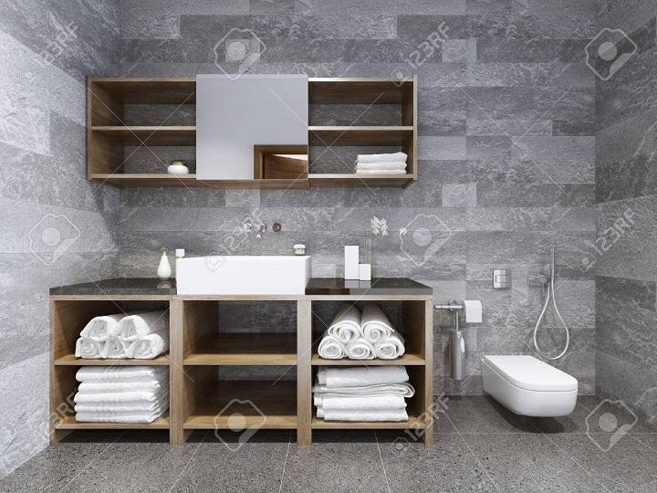 Bathroom-Fashionable