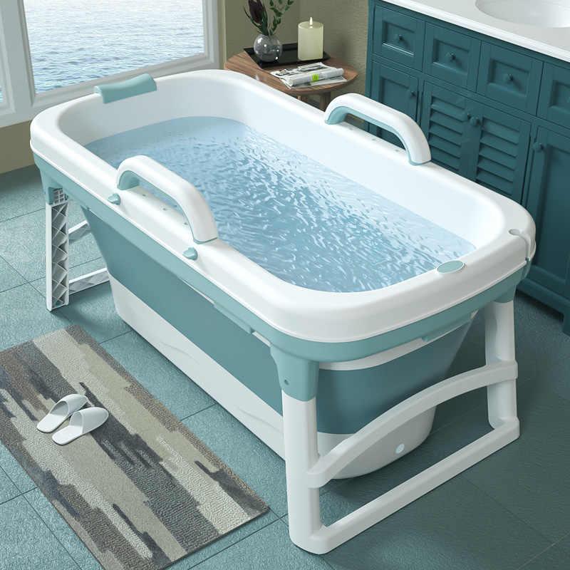 foldable bathtub